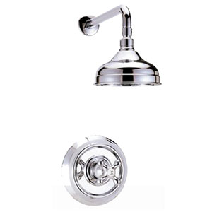 Belle Foret GSS-02 Bath Shower Faucet - Chrome