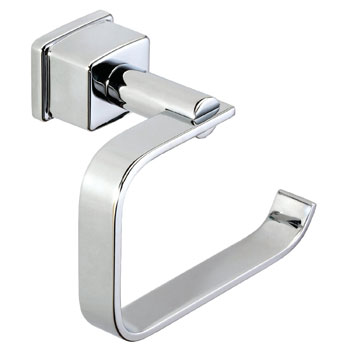 Belle Foret PH400CP Euro Tissue Holder - Chrome