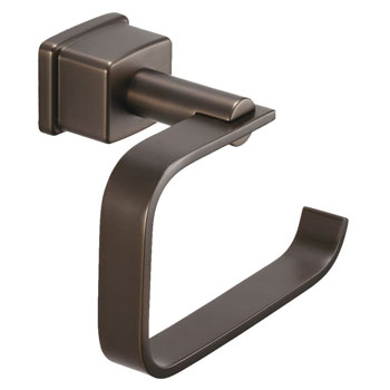 Belle Foret PH400ORB Euro Tissue Holder - Oil Rubbed Bronze