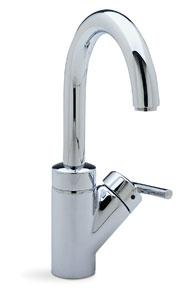 Blanco 440625 Rados Single-Handle Bar Faucet - Chrome