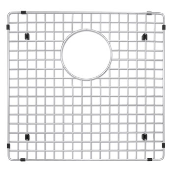 Blanco 223190 Precision Left Bowl Sink Grid - Stainless Steel