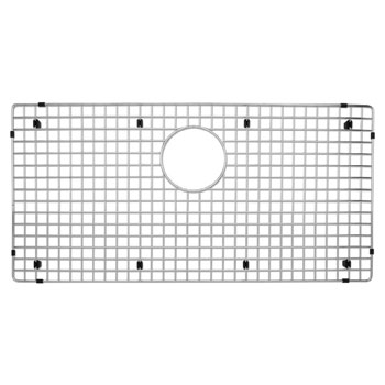 Blanco 223192 Precision Super Single Sink Grid - Stainless Steel