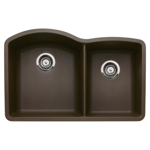 Blanco 440177 Diamond 1 3 4 Bowl Silgranit Ii Undermount