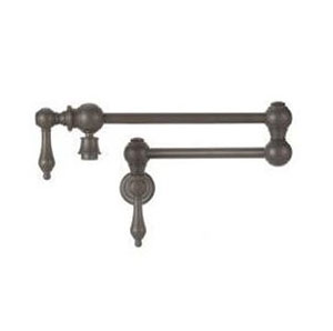 Blanco 441180 Grace Wall Mount Pot Filler - Cafe Brown