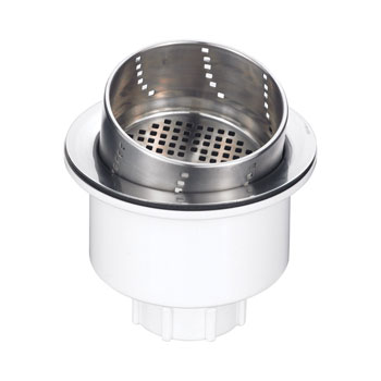 Blanco 441231 3-in-1 Basket Strainer - Stainless Steel