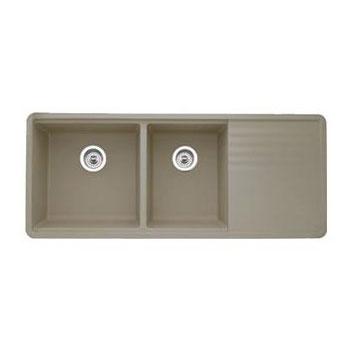 Blanco 441292 Precis Multilevel 1 3 4 Bowl Kitchen Sink