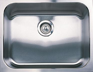 Stainless Sinks: Stainless Undermount Kitchen Sinks by Blanco ...