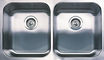Blanco 440258 Blancospex Plus Undermount Kitchen Sink - Stainless ...