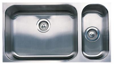 Blanco 440256 Blancospex Plus Undermount Kitchen Sink - Stainless Steel