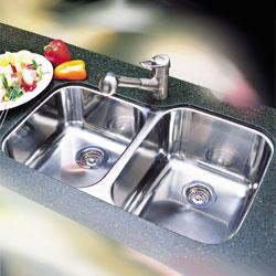 Blanco 440235 Blancosupreme 1 3 4 Bowl Undermount Kitchen