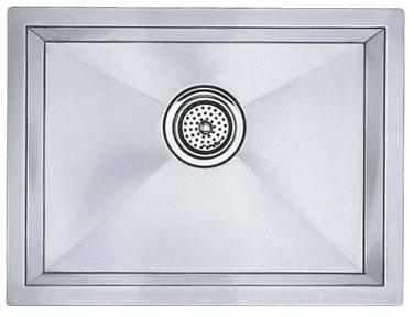 Blanco 512746 Blancoprecision Undermount Kitchen Sink - Stainless Steel