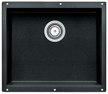 Blanco 440140 Precis Silgranit Series Undermount Kitchen Sink - Anthracite
