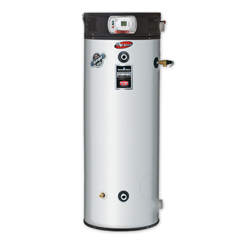 Bradford White EF-100T-199E-3N 100 Gallon 199,999 BTU Commercial EF Series Ultra High Efficiency Energy Saver Gas Water Heater