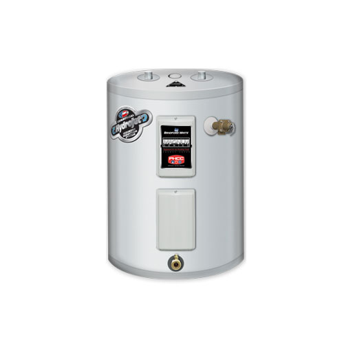 Bradford White LE130L3-3 30 Gallon Light Duty Lowboy Commercial Electric Water Heater