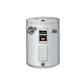 Bradford White LE140L3-3 ElectriFLEX LD (Light Duty) 40 Gallon Commercial Lowboy Electric Water Heater