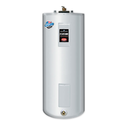 Bradford White LE250S3-3 ElectriFLEX LD (Light Duty) 50 Gallon Commercial Upright Electric Water Heater