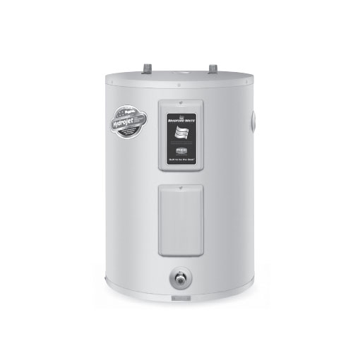 Bradford White Re250ln6 50 Gallon Residential Lowboy Electric Water Heater Faucetdepot Com