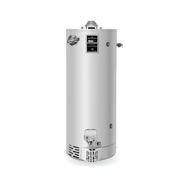 Gas Water Heater: Brad...