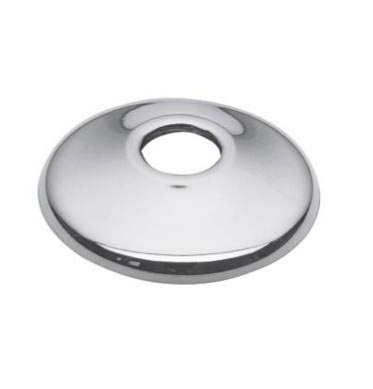 Brasstech 440 Wall Flange - Oil Rubbed Bronze (Pictured in Polished Chrome)