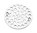Brasstech 238-20 Solid Brass Strainer-Stainless Steel-P.V.D. (Pictured in Polished Chrome)