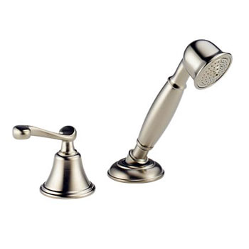Brizo 6016-BNLHP Providence Belle Hand-Held Shower for Roman Tub - Brushed Nickel