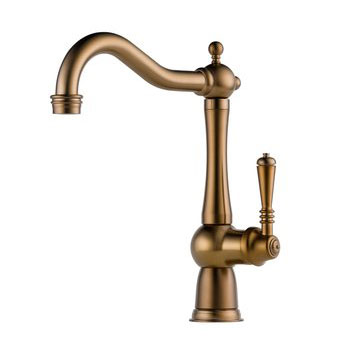 Brizo 61036LF-BZ Tresa Single Handle Kitchen Faucet - Brushed Bronze