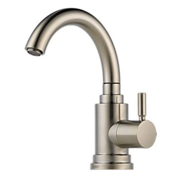 Brizo 61320LF-SS Euro Beverage Faucet - Stainless Steel