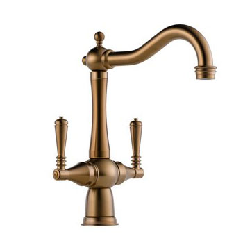 Brizo 62036LF-BZ Tresa Two Handle Kitchen Faucet - Brushed Bronze