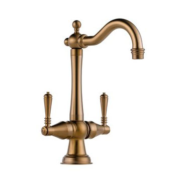 Brizo 62936LF-BZ Tresa Two Handle Bar/Prep Faucet - Brushed Bronze
