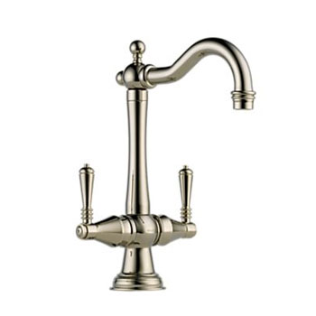 Brizo 62936LF-PN Tresa Two Handle Bar/Prep Faucet - Polished Nickel