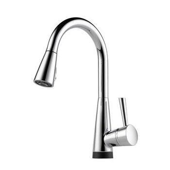 Venuto Single Handle Pulldown Kitchen Faucet