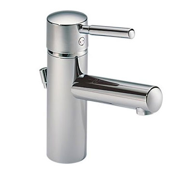 Brizo 65014LF-PC Quiessence Single Handle Single Hole Vessel Lavatory Faucet - Chrome