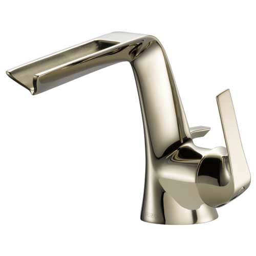 Brizo 65051LF-PN Sotria Single Handle Single Hole Lavatory Faucet - Polished Nickel