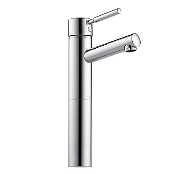 Brizo 65414LF-PC Quiessence Single Handle Single Hole Vessel Lavatory Faucet - Chrome