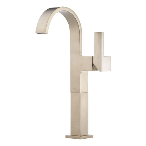 Brizo 65480LF-BN Siderna Single Handle Lavatory Faucet - Brushed Nickel