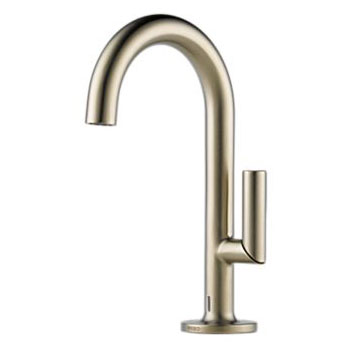 Brizo 65675LF-BN Odin Single Handle Lavatory Faucet - Brushed Nickel