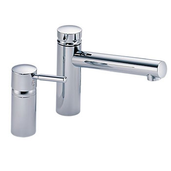 Brizo 67114-PC Quiessence Roman Tub Faucet with Trim and Rough - Chrome