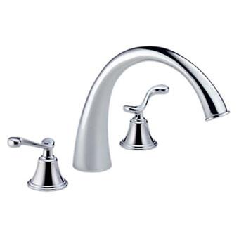 Brizo 6726-PCLHP Providence Belle Roman Tub Faucet - Chrome