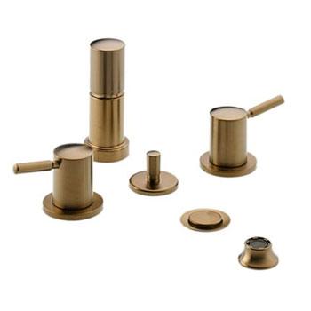 Brizo 68414-BZ Quiessence Bidet Faucet - Brushed Bronze