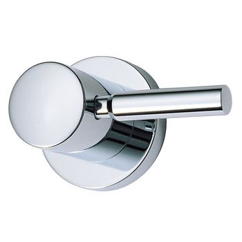Brizo 6948363-PC Quiessence Front Mount Tank Lever - Chrome