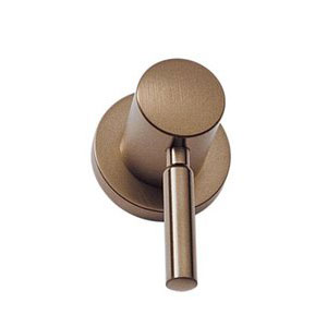 Brizo 6948364-BZ Quiessence Side Mount Tank Lever - Brushed Bronze