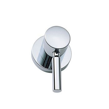 Brizo 6948364-PC Quiessence Side Mount Tank Lever - Chrome