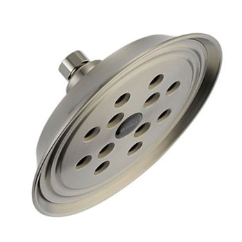 Brizo 82305-BN Baliza Single Function Raincan Showerhead - Brushed Nickel