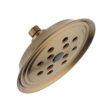 Brizo 82305-BZ Baliza Single Function Raincan Showerhead - Brushed Bronze