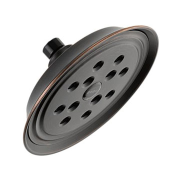 Brizo 82305-RB Baliza Single Function Raincan Showerhead - Venetian Bronze