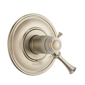 Brizo T60005-BN Baliza Valve Only Medium Flow - Brushed Nickel