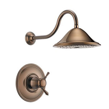 Brizo T60210-BZ Providence Belle Tempassure Thermostatic Shower Trim - Brushed Bronze