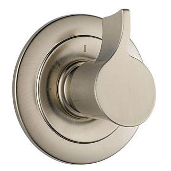 Brizo T60890-BN Rsvp 3 Setting Diverter Trim - Brushed Nickel