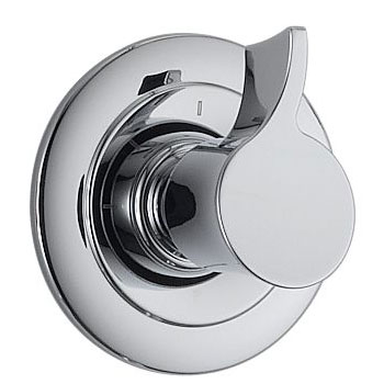 Brizo T60890-PC Rsvp 3 Setting Diverter Trim - Chrome