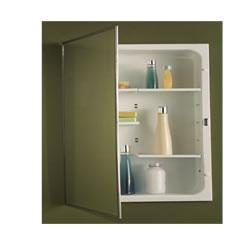Broan 468MOD Specialty Modular Shelf Medicine Cabinet - Stainless Steel